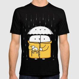 Opi y Kipi en la lluvia T-shirt