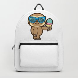Sloth Summer!! Backpack