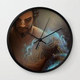 Hanzo Wall Clock