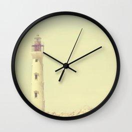 Tower Of Light Wall Clock