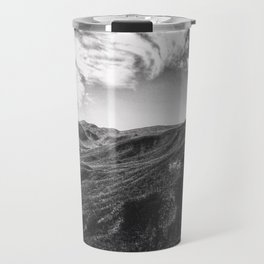 Race Of The Clouds Travel Mug