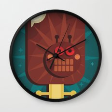 Ice-cream. Wall Clock