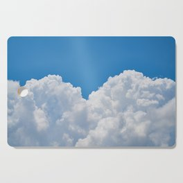 Cloudy Day Cutting Board