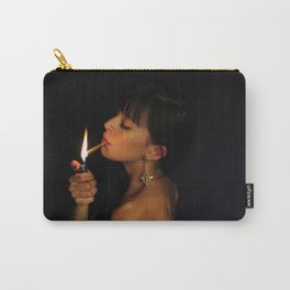 Light it Up! Portrait Carry-All Pouch