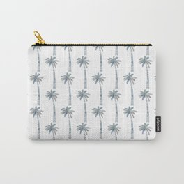 Watercolor Palm Pattern 2 Carry-All Pouch