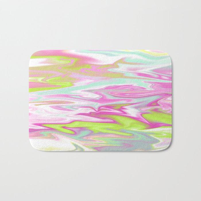 Iridescent Marble 10 Bath Mat