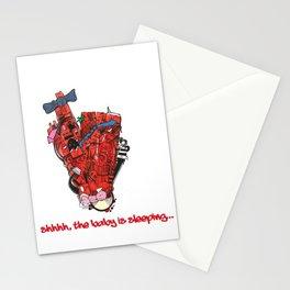 SHHHH Stationery Cards