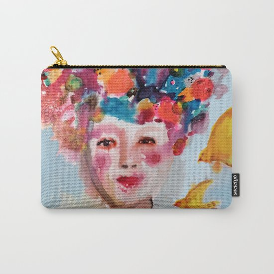 mariette Carry-All Pouch
