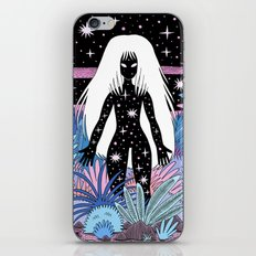 Goddess iPhone & iPod Skin