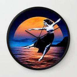 Shadow Dancer - setting Wall Clock