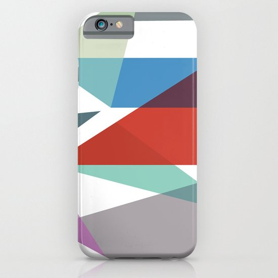 Shapes 015 iPhone & iPod Case