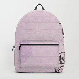 belle époque  paper Backpack