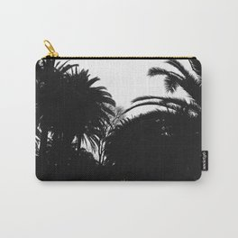 Palm silhouettes in Granada, Spain - Trbel photography Carry-All Pouch