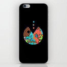 Pac-80s iPhone Skin