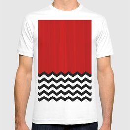 Twin Peaks - The Red Room T-shirt