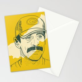 Mustachioed GOAT Stationery Cards