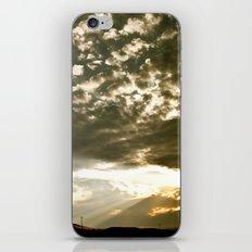 Send Me Up... iPhone & iPod Skin