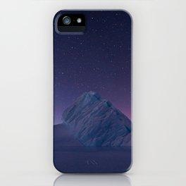 1298. Iceberg in North Star Bay, Greenland iPhone Case