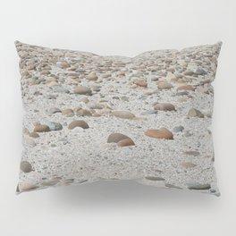 Stones on the Beach Pillow Sham