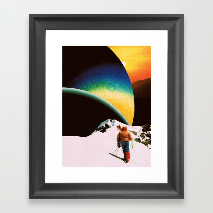 _UNTITLED _ Framed Art Print