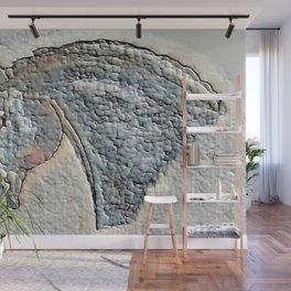 """""""Horse Head"""" Wall Mural"""