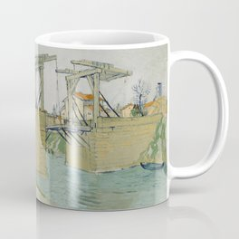 The Langlois Bridge Coffee Mug