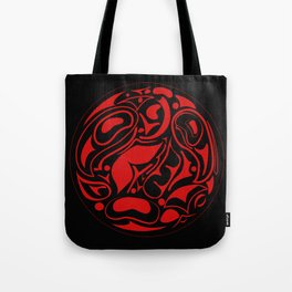Abstract Indigenous Ornament Tote Bag