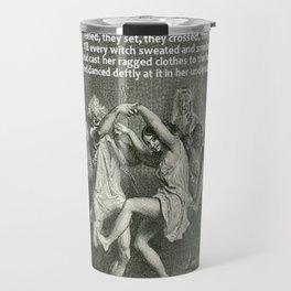 Tam O'Shanter Burns Night Celebrations Travel Mug