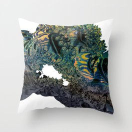 Life On Other Planets [Version 08] Throw Pillow