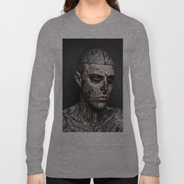 Zombieboy Long Sleeve T-shirt
