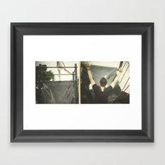 Kid-dults Framed Art Print