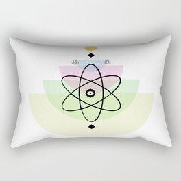 Cosmic Bunny #5 Rectangular Pillow
