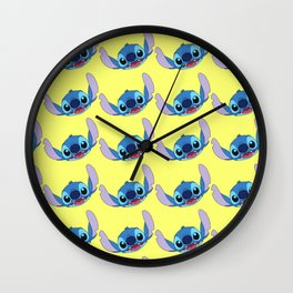 'Ohana Means Family Wall Clock