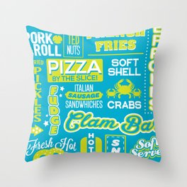 We're Going to Have A Panic on our Hands Throw Pillow