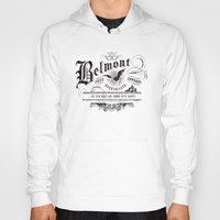 castlevania Hoodies featuring Belmont Pest Control Specialists by Greg Barnes