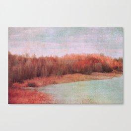 wild red Canvas Print