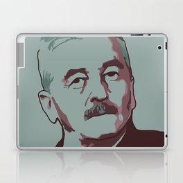 William Faulkner Laptop & iPad Skin