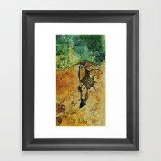 TIERRA (II) Framed Art Print