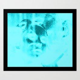 Ingmar Bergman Art Print