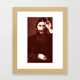 Rasputin 3 Framed Art Print