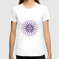sacred geometry T-shirts featuring Sacred Geometry  Mark Day  by MARK DAY