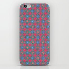 Spinners Pattern iPhone Skin
