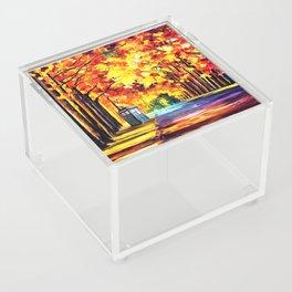 Tardis Stay Alone Acrylic Box
