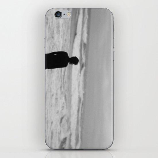 frame 7498 iPhone & iPod Skin