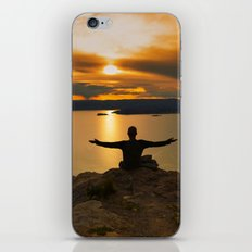 With Arms Wide Open iPhone & iPod Skin