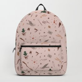 Witches and wizards Backpack