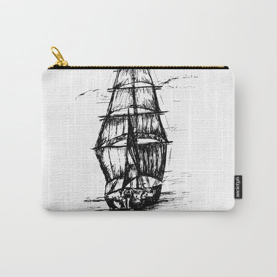 Ship Carry-All Pouch