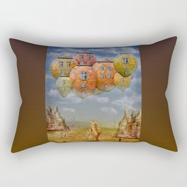 Sweet Home Rectangular Pillow