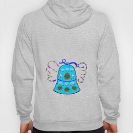 Winged Bell Hoody