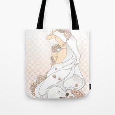 Nouveau Romance Tote Bag